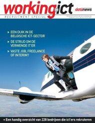 EEN DUIK IN DE BELGISCHE ICT-SECTOR > DE STRIJD OM DE ...