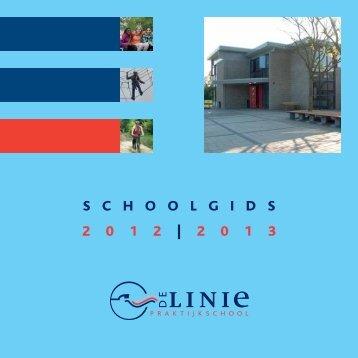 Schoolgids - pod webdesign
