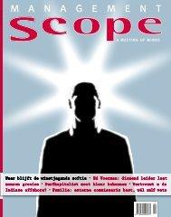Management Scope 06 2006