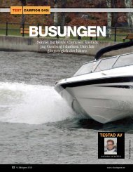Test Campion 545 I BR - Interboat