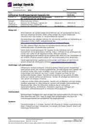 Influensa A(H1N1) handlingsprogram - Akademiska sjukhuset