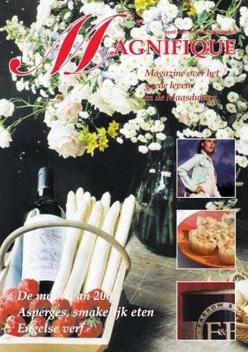 M Magazine 2 - magnifiquemagazine.nl
