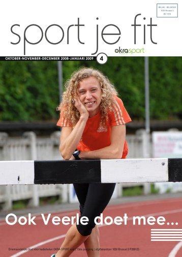 Ook Veerle doet mee... - Okra-Sport
