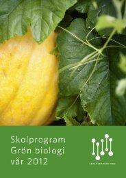 Bokning: tfn: 08-16 70 30 epost: naturenshus@vetenskapenshus.se