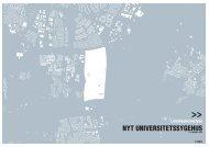 landskabsanalyse - Urban Design Studio