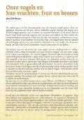 Onze vogels en hun vruchten, fruit en bessen - Tuinbedrijf Erik Wevers - Page 2
