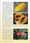 Onze vogels en hun vruchten, fruit en bessen - Tuinbedrijf Erik Wevers - Page 3