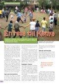 Expeditionen flyttar Vi finns i Påarp Vi finns i ... - Kropps församling - Page 6