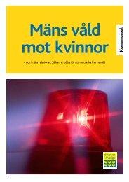 Studiematerial om mäns våld mot kvinnor (pdf) - Kommunal