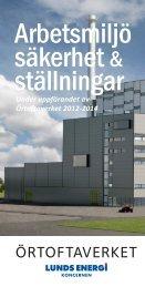 Arbetsmiljö säkerhet & ställningar - Heab Byggställningar AB