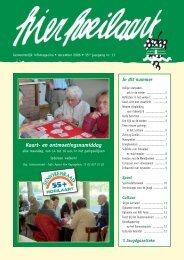 Kaart- en ontmoetingsnamiddag - Website Gemeente Hoeilaart