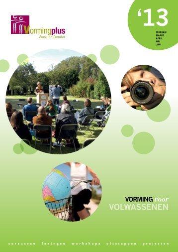 Klik hier - Vormingplus Waas-en-Dender