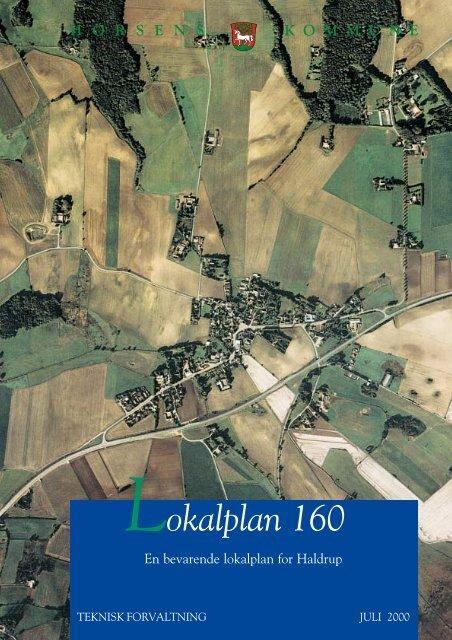 Lokalplan 160