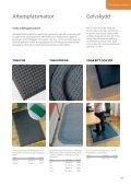 Mattor - Hygienteknik - Page 7