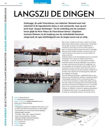 PDF 1.5 - Vlaams Bouwmeester