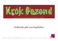 praktische handleiding voor begeleiders - Logo waasland