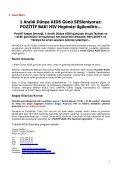 1 Aralık Dünya AIDS Günü Etkinliği - 2010 - Pozitif Yaşam Derneği - Page 7