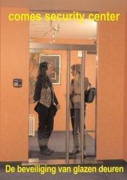 De beveiliging van glazen deuren is zelden doeltreffend - Comes ...