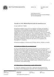 SOU 2008:106 - Ökat förtroende för domstolarna m.m.