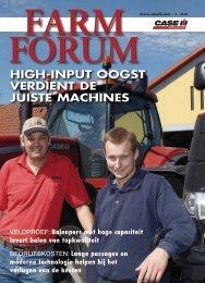 Farm Forum 02-2010.pdf - Welkom bij Van der Werf mechanisatie