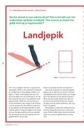 Landjepik - Pythagoras