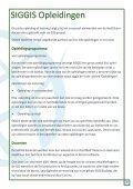 SIGGIS Opleidingen - Page 7