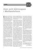 LMK 99 low.indd - Svenska Läkare mot Kärnvapen - Page 4