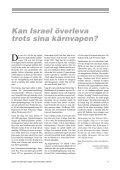 LMK 99 low.indd - Svenska Läkare mot Kärnvapen - Page 5