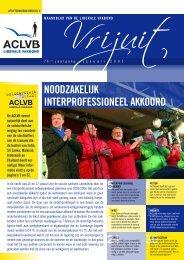 NOODZAKELIJK INTERPROFESSIONEEL AKKOORD 15 - Aclvb
