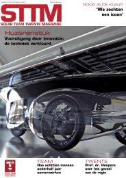 Solar Team Twente Magazine 2009 - Stijn van Ewijk