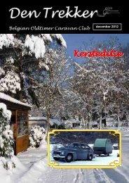 WIMA caravans - Belgian Oldtimer Caravan Club