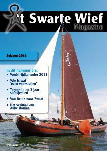 Magazine - t Swarte Wief - Thuispagina