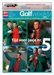 Golf Weekly 2013 editie 03