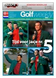 Golf Weekly 2013 editie 03