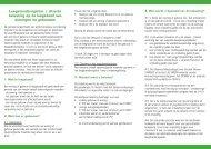 Leegstandsregister / directe belasting op de ... - Stad Roeselare