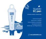 Handleiding - Bluelab