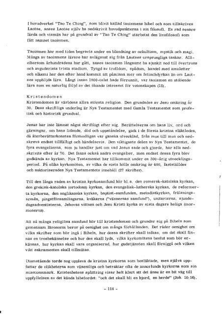 Epokgörande drag i Martinus världsbild - Martinus Institut