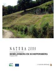 Bemelerberg en Schiepersberg conceptbeheerplan - Natura 2000 ...