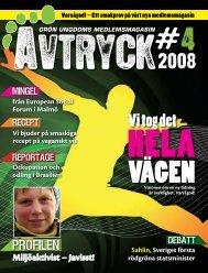 Nisse Hult nr 4 årgång 2008