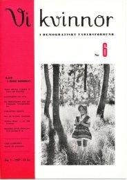 1957/6 - Vi Mänskor