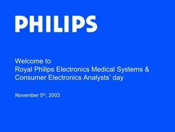 Alan Cathcart (PDF, 0.1mb) - Philips