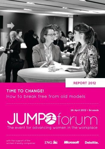 2012 Report Download - JUMP Forum