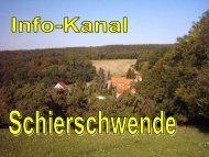 Infokanal als PDF - Schierschwende - web2 @ vs158152.vserver.de