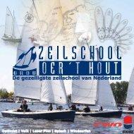 Download de brochure in pdf... - Zeilschool Oer 't Hout