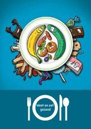 Brochure - Weet en eet gezond