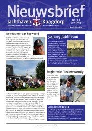 2/2013 - Jachthaven Kaagdorp