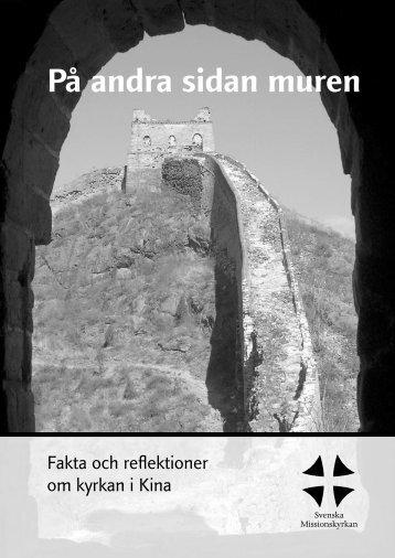 På andra sidan muren - Svenska Missionskyrkan