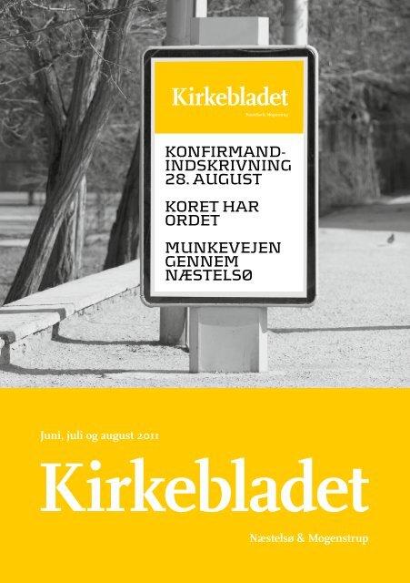 Juni, juli og august 2011 - Næstelsø og Mogenstrup sogne