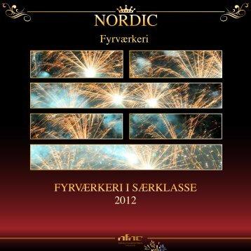 Nordic katalog - Aalborg Fyrværkerifabrik