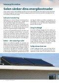 Solen sänker dina energikostnader - NDH Marketing - Page 2